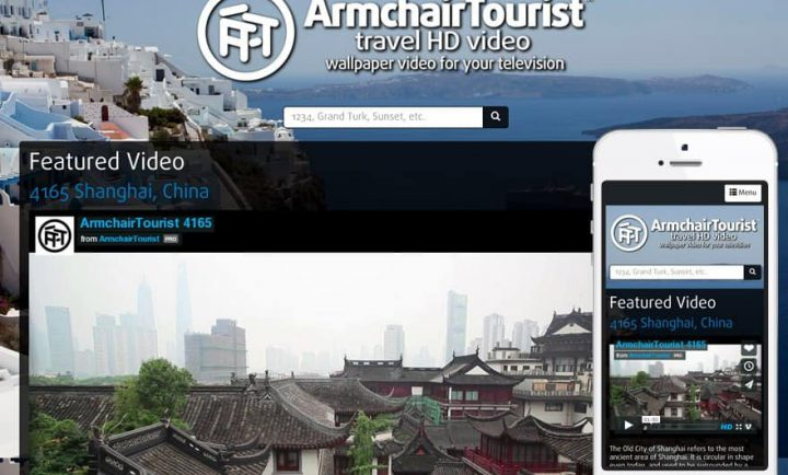Armchair Tourist - Responsive WordPress Web Design and Development